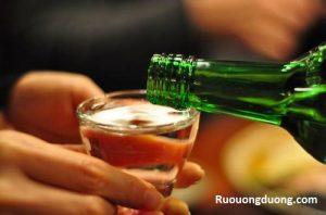 Cách phân biệt rượu gạo nguyên chất và rượu pha cồn