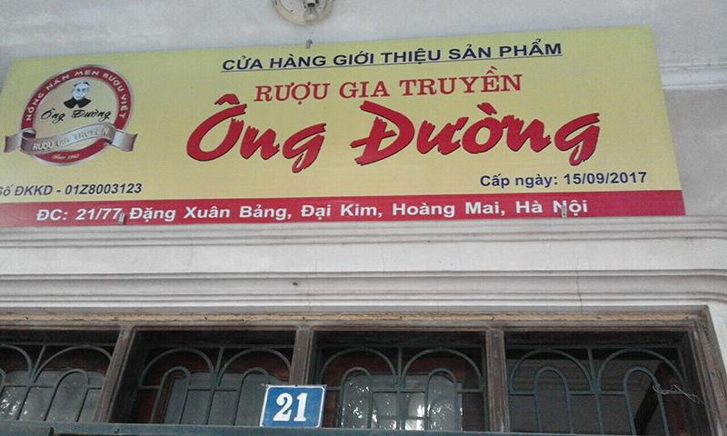 ruou ong duong