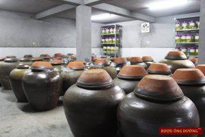 Rượu Ông Đường – Hầm rượu lớn nhất miến Bắc