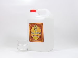 Rượu nếp trắng nguyên chất