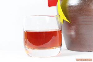 Rượu nếp cẩm nguyên chất thơm ngon