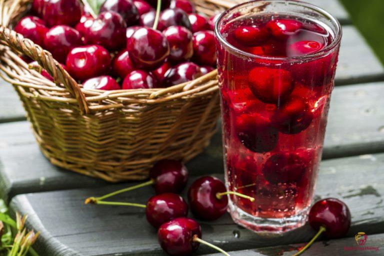Cộng dụng tuyệt vời của Rượu Cherry, không phải ai cũng biết