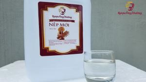 Góc chuyên gia: Rượu nếp mới bao nhiêu độ?
