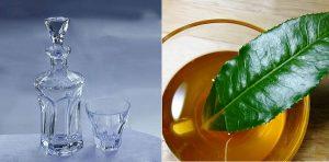 Bí quyết làm đẹp với rượu trắng nguyên chất đơn giản tại nhà