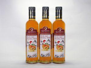 Rượu Mơ Hương Tích (500ml)