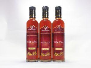 Rượu Nếp Cẩm (Chai 500ml)